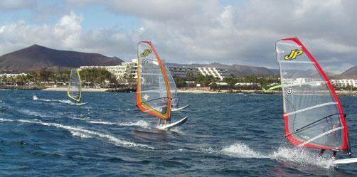 Windsurf holidays and trips