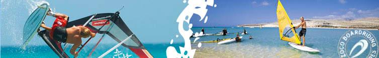 Windsurf holidays Spain and Morocco