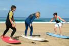Surfing holidays in Fuerteventura