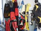 Kitesurfing equipment rental in Corralejo