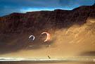 Kitesurfing holidays in Lanzarote