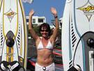 Windsurfing equipment rental packages in Lanzarote