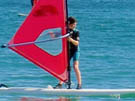 windsurfing holidays for beginners in Lanzarote