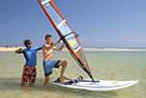 Resort-based Windsurfing Holiday in Fuerteventura