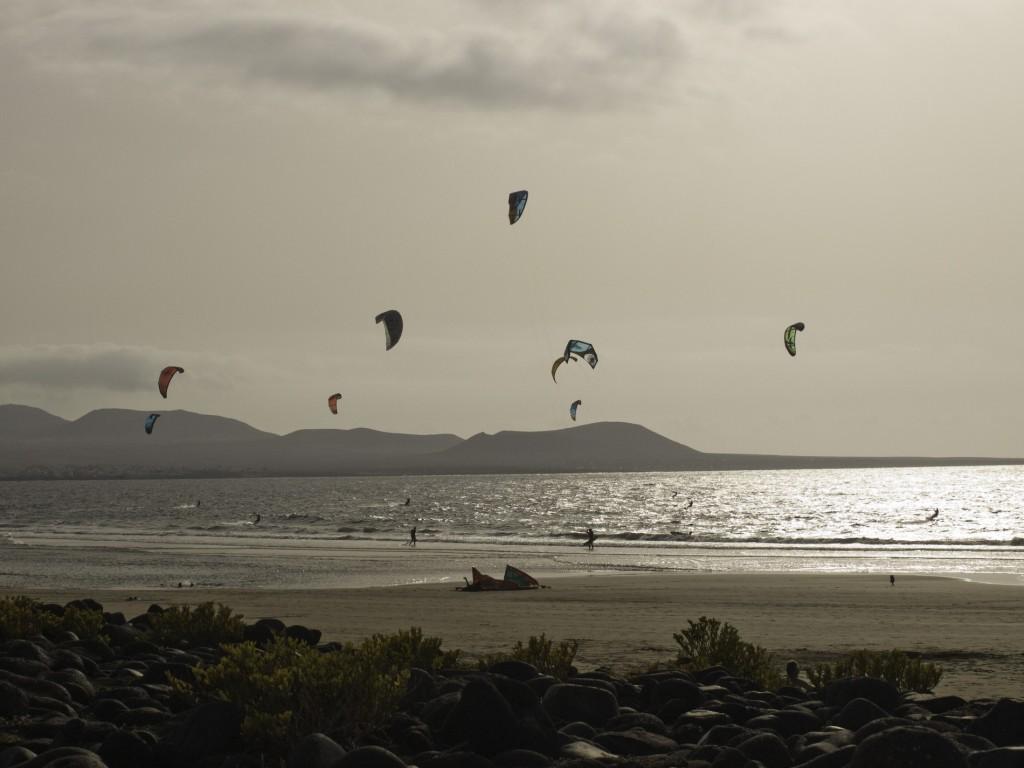 famara kite lessons
