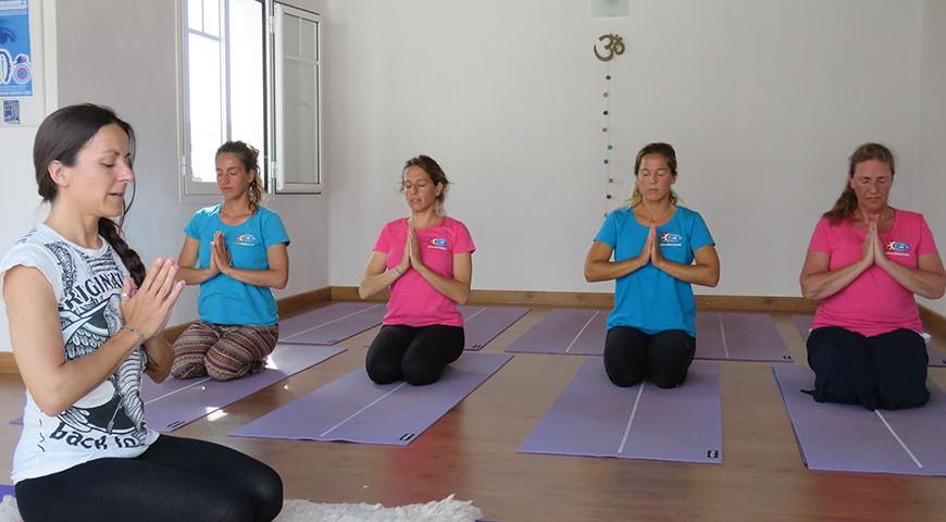Yoga and surf holiday Lanzarote