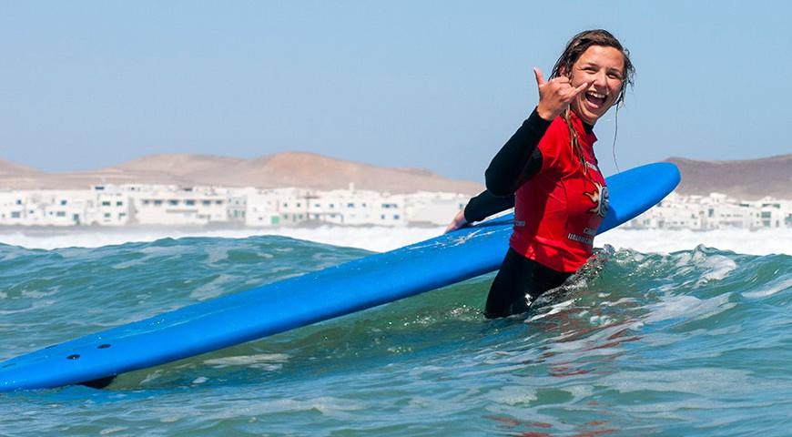 Surf camp holidays Lanzarote