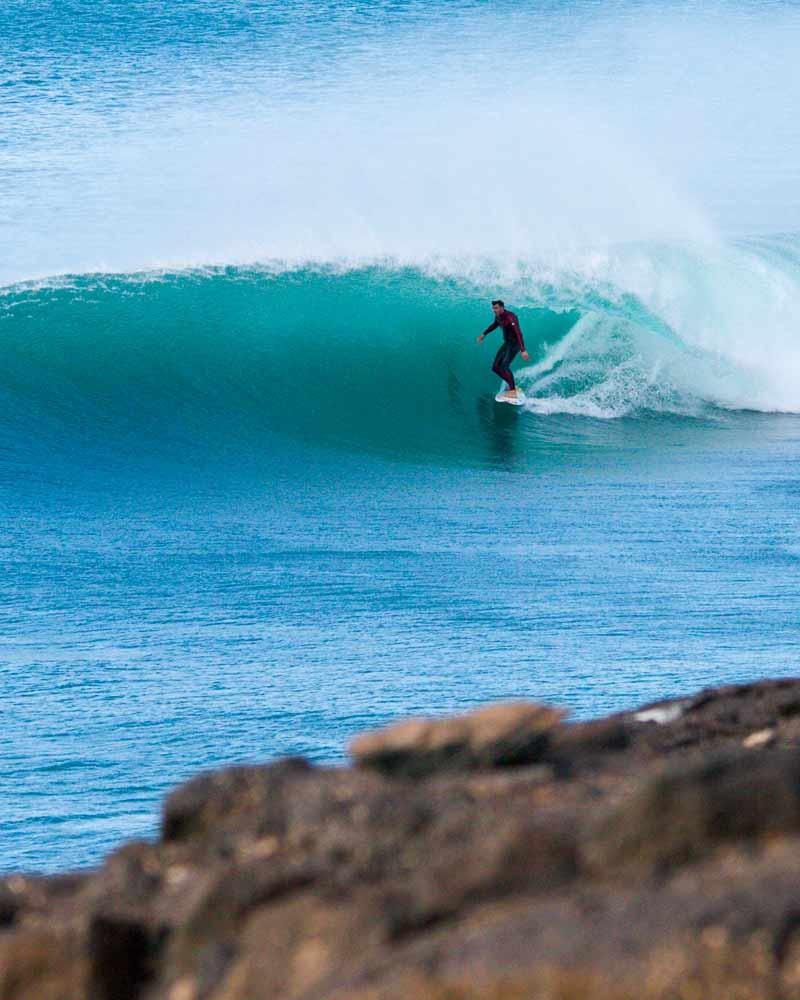 surf camp las palmas