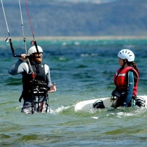 Lanzarote kite surfing school