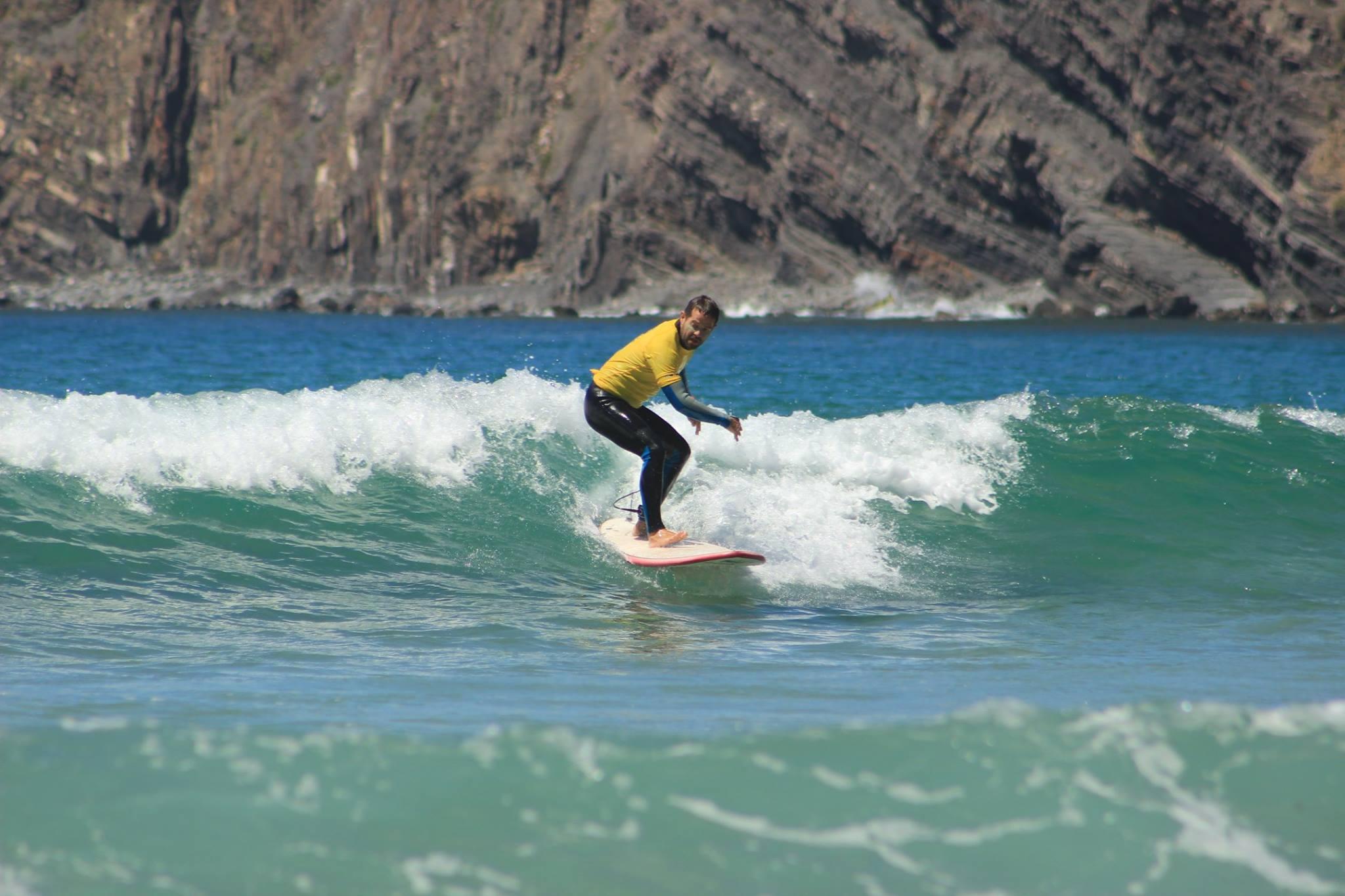 arrifana surfing