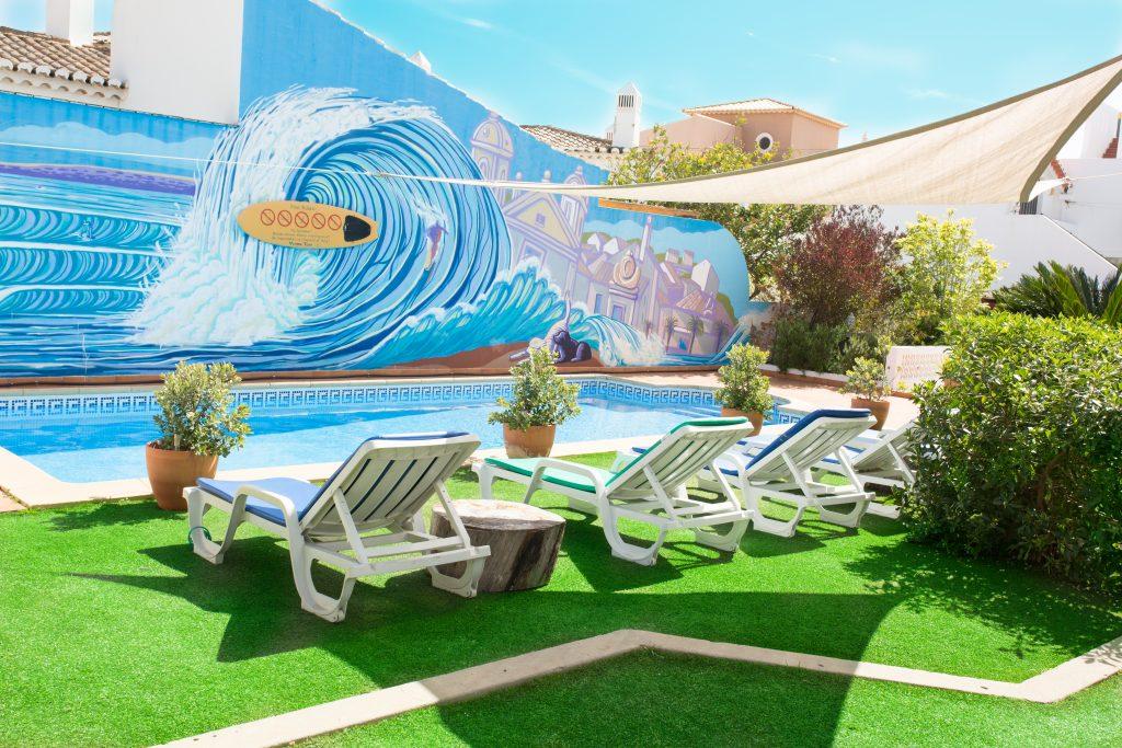 Surf holidays Lagos