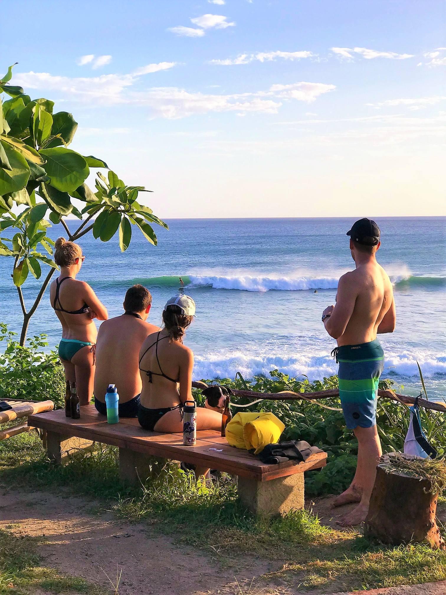 nicaragua surfing team