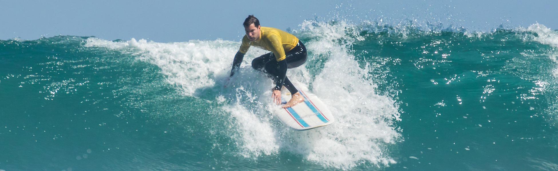 playa famara surf camp